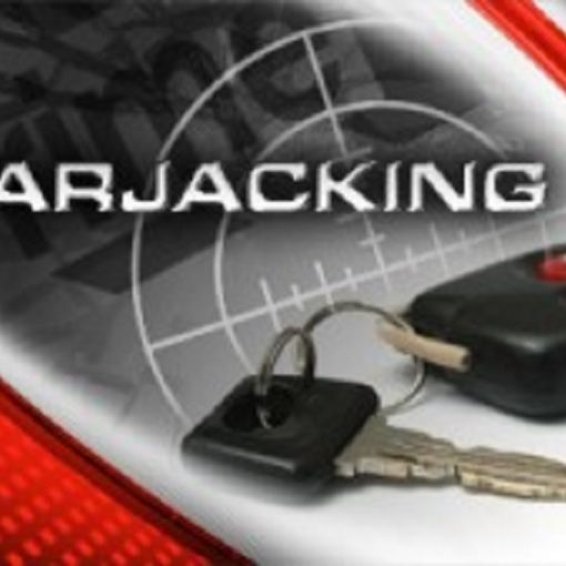 car jacking warning